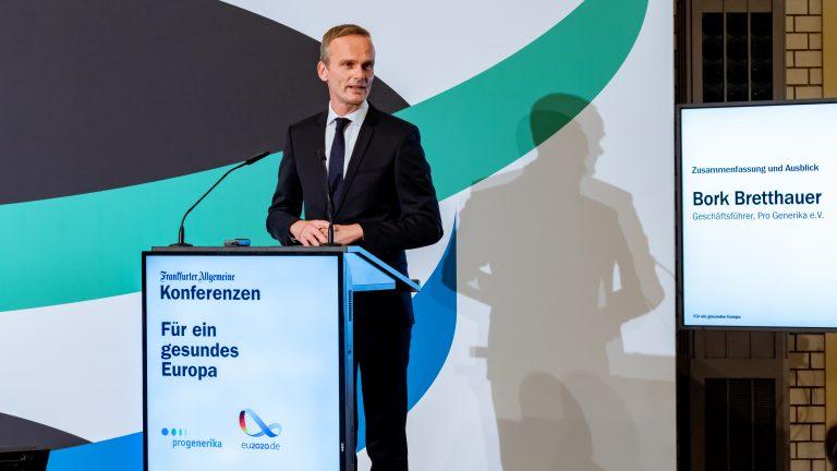 Für eine gesunde und sichere Arzneimittelversorgung in Europa