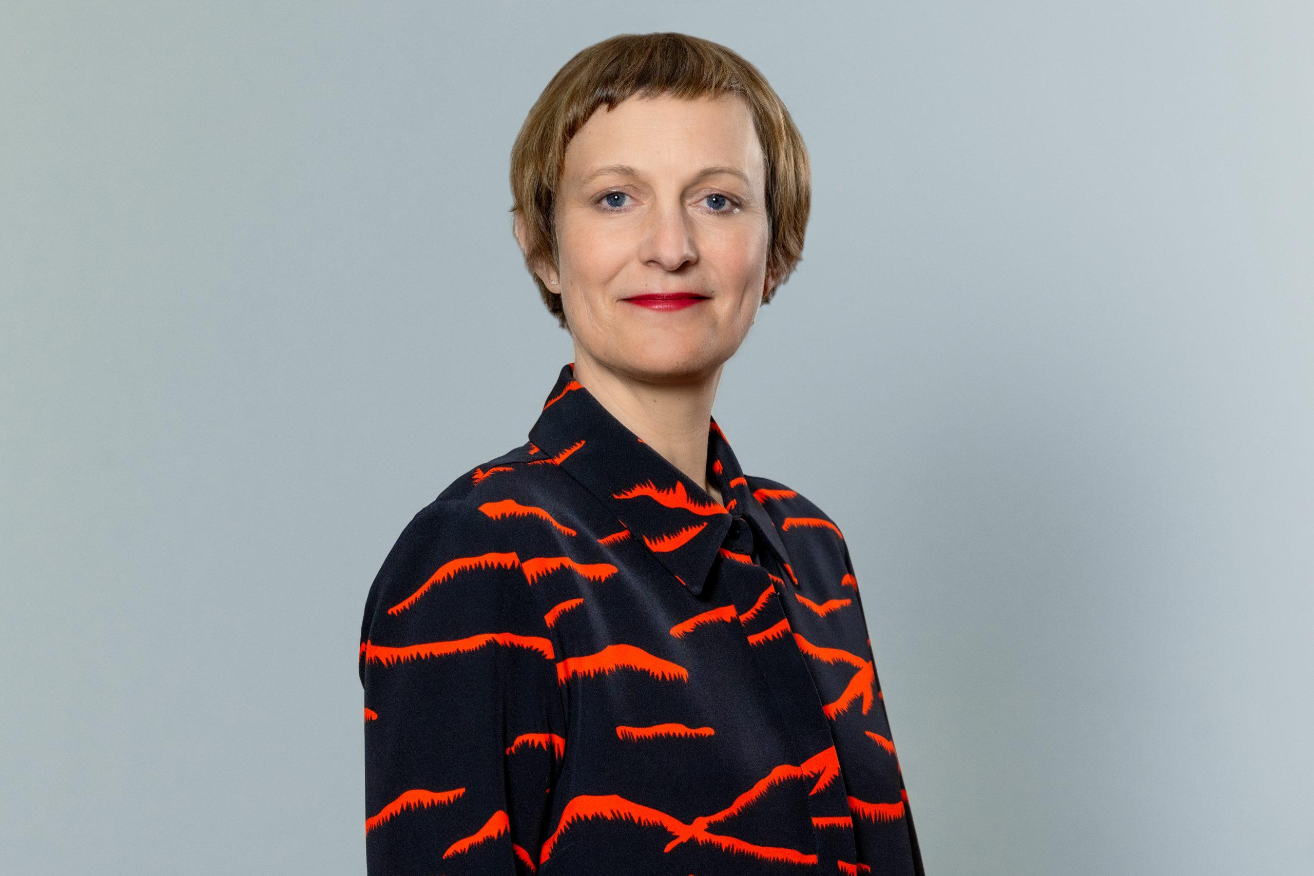 Anna Steinbach, Leiterin Pressestelle