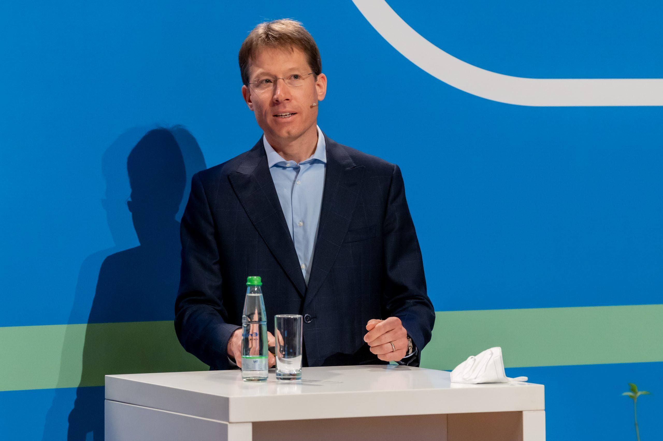 Frühlingstalk zu Lieferketten, Martin Schwarz